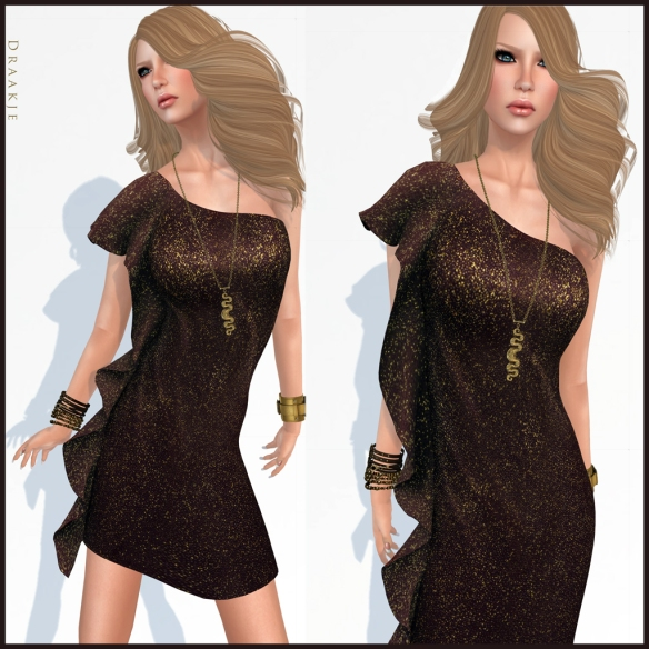 Maitreya - Frenzy Party Dress