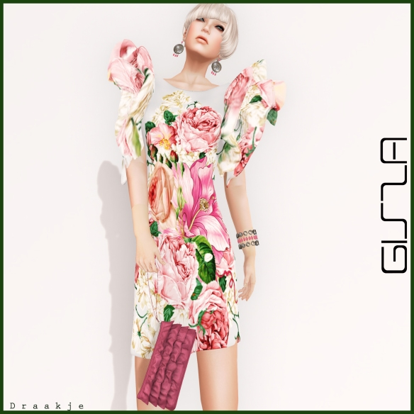 GizzA - Ruffle Dress