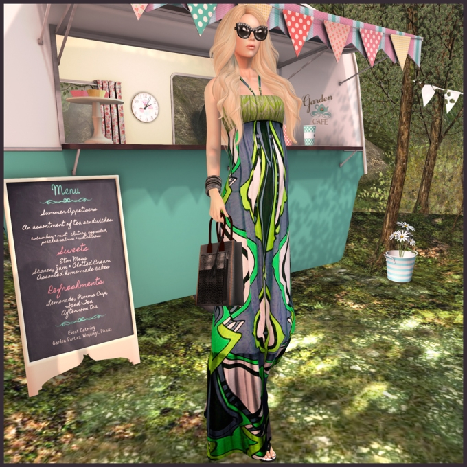 [LIV Glam] Boutique-Spring 2013-Susilie Boho Dress